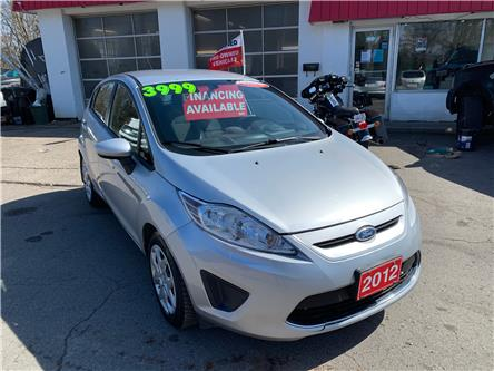 2012 Ford Fiesta SE (Stk: ) in Cobourg - Image 1 of 14