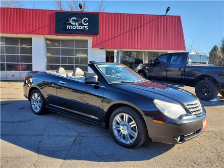 2008 Chrysler Sebring Limited (Stk: ) in Cobourg - Image 1 of 13