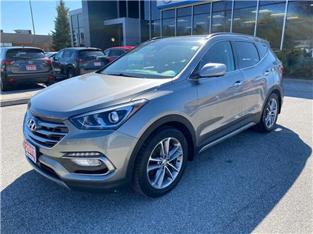 2017 Hyundai Santa Fe Sport 2.0T Ultimate (Stk: M4248) in Sarnia - Image 1 of 13