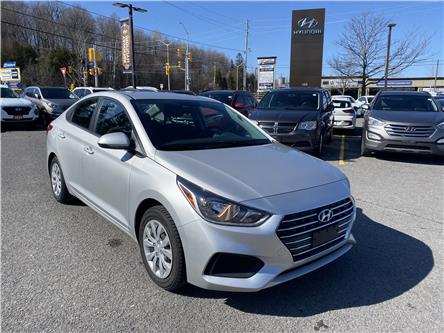 2019 Hyundai Accent Preferred (Stk: X1433) in Ottawa - Image 1 of 19