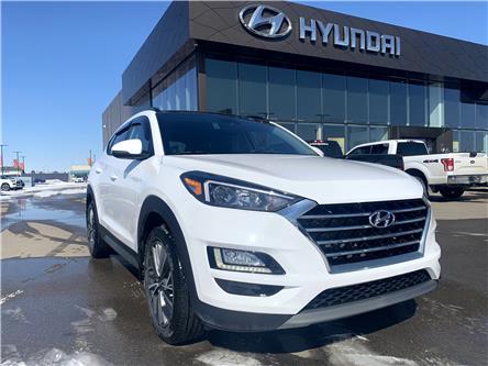 2019 Hyundai Tucson Luxury (Stk: 30299A) in Saskatoon - Image 1 of 22