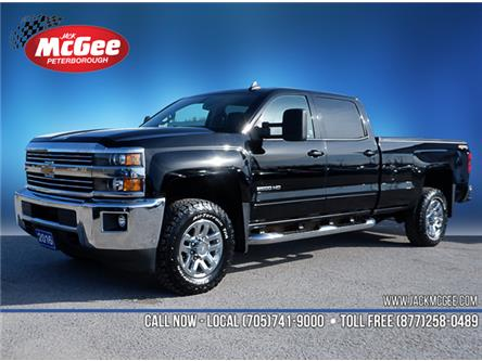 2016 Chevrolet Silverado 2500HD LT (Stk: 20270A) in Peterborough - Image 1 of 18
