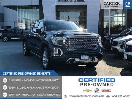 2019 GMC Sierra 1500 Denali (Stk: R16411) in North Vancouver - Image 1 of 29
