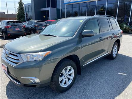 2013 Toyota Highlander Base (Stk: M4301) in Sarnia - Image 1 of 14