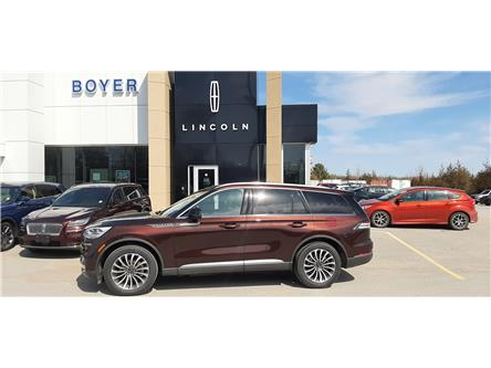 2020 Lincoln Aviator Reserve (Stk: L2030) in Bobcaygeon - Image 1 of 27