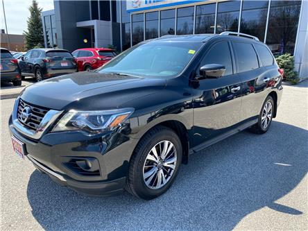 2017 Nissan Pathfinder SL (Stk: M4302) in Sarnia - Image 1 of 16