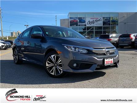 2016 Honda Civic EX-T (Stk: 202245P) in Richmond Hill - Image 1 of 22