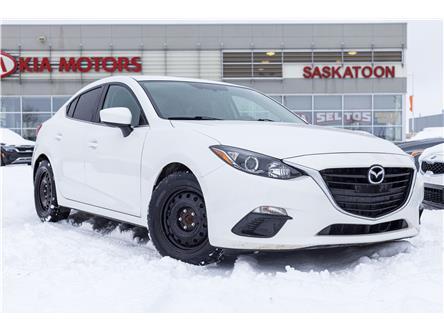 2014 Mazda Mazda3 GS-SKY (Stk: 40256B) in Saskatoon - Image 1 of 6