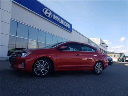 2020 Hyundai Elantra Ultimate (Stk: HA2-3564) in Chilliwack - Image 1 of 12