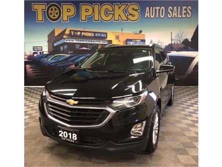 2018 Chevrolet Equinox 1LT (Stk: 100880) in NORTH BAY - Image 1 of 28