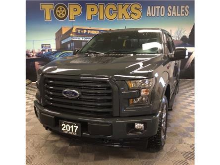 2017 Ford F-150 XLT (Stk: A54911) in NORTH BAY - Image 1 of 28