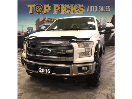 2016 Ford F-150 Lariat (Stk: C94486) in NORTH BAY - Image 1 of 28