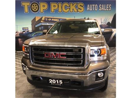 2015 GMC Sierra 1500 SLE (Stk: 436699) in NORTH BAY - Image 1 of 27