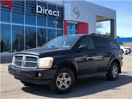 2004 Dodge Durango V8 | STARTS RUNS AND DRIVES (Stk: F210800) in Mississauga - Image 1 of 13