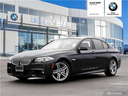 2013 BMW 550i xDrive (Stk: DH3207A) in Hamilton - Image 1 of 28