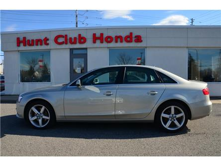 2013 Audi A4  (Stk: 7446A) in Gloucester - Image 1 of 24
