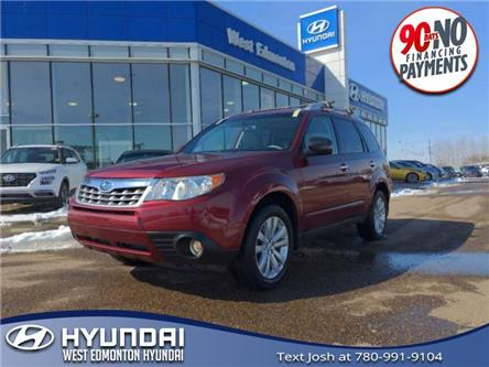 2012 Subaru Forester  (Stk: E4977) in Edmonton - Image 1 of 22