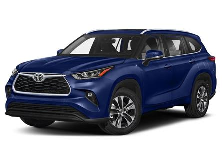 2020 Toyota Highlander XLE (Stk: N20260) in Timmins - Image 1 of 9