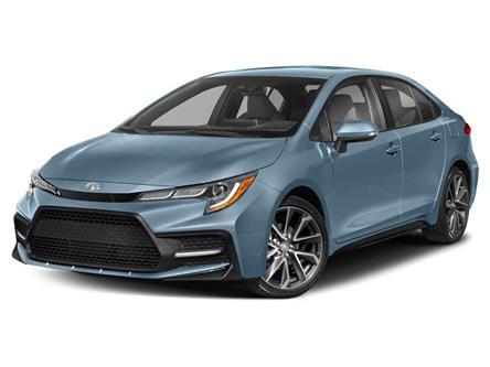 2020 Toyota Corolla SE (Stk: N20266) in Timmins - Image 1 of 8