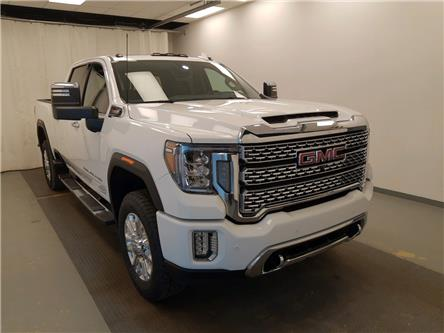 2020 GMC Sierra 3500HD Denali (Stk: 215503) in Lethbridge - Image 1 of 30