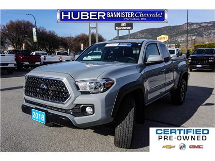 2018 Toyota Tacoma  (Stk: N12820B) in Penticton - Image 1 of 15