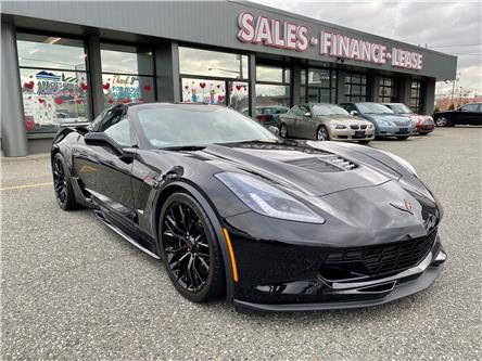2019 Chevrolet Corvette Z06 (Stk: 19-605581) in Abbotsford - Image 1 of 18