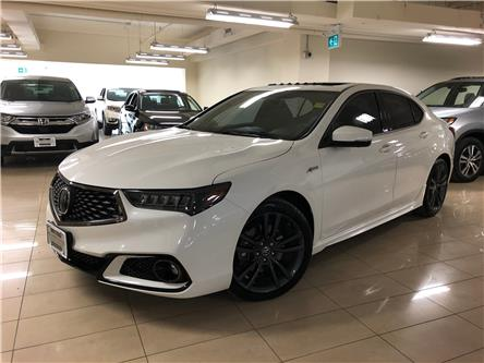 2018 Acura TLX Elite A-Spec (Stk: TX13219A) in Toronto - Image 1 of 29
