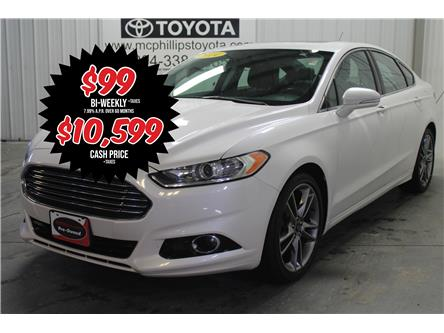 2014 Ford Fusion Titanium (Stk: C096641A) in Winnipeg - Image 1 of 26