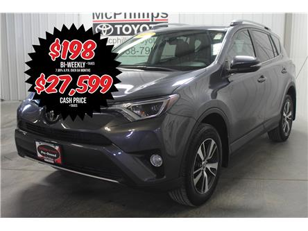 2017 Toyota RAV4  (Stk: W107134A) in Winnipeg - Image 1 of 28