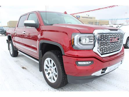 2018 GMC Sierra 1500 Denali (Stk: 161314) in Medicine Hat - Image 1 of 26