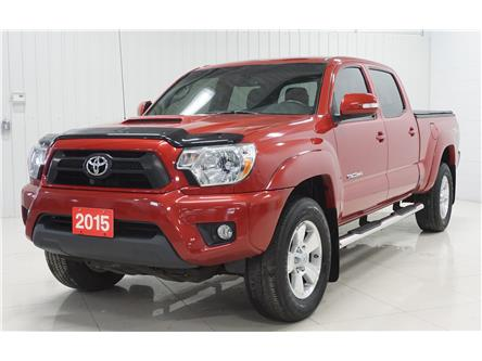 2015 Toyota Tacoma V6 (Stk: T20187A) in Sault Ste. Marie - Image 1 of 19