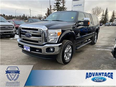 2016 Ford F-350 Lariat (Stk: L-896A) in Calgary - Image 1 of 27