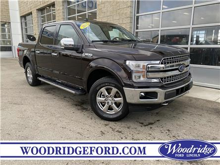 2018 Ford F-150 Lariat (Stk: K-2555A) in Calgary - Image 1 of 24
