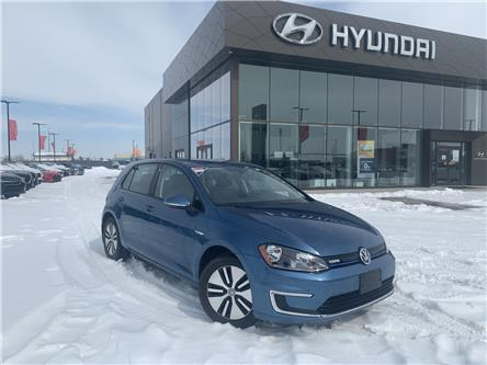 2016 Volkswagen e-Golf SE (Stk: H2579) in Saskatoon - Image 1 of 15
