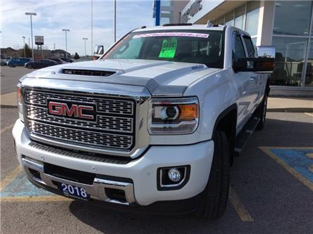 2018 GMC Sierra 2500HD Denali (Stk: 01397) in Carleton Place - Image 1 of 12