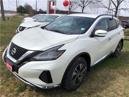 2019 Nissan Murano S (Stk: Y8512) in Burlington - Image 1 of 5