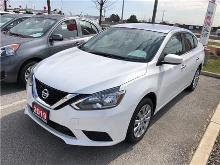 2019 Nissan Sentra  (Stk: Y6048) in Burlington - Image 1 of 5