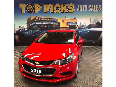 2018 Chevrolet Cruze LT Auto (Stk: 146875) in NORTH BAY - Image 1 of 28