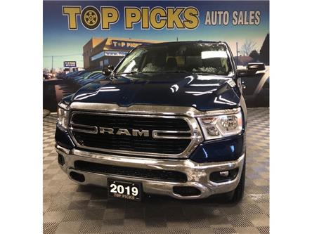 2019 RAM 1500 Big Horn (Stk: 579644) in NORTH BAY - Image 1 of 28