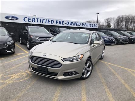 2015 Ford Fusion SE (Stk: ED19335A) in Barrie - Image 1 of 17