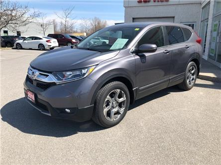 2019 Honda CR-V EX-L (Stk: 20039A) in Cobourg - Image 1 of 29