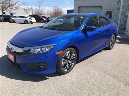 2016 Honda Civic EX-T (Stk: G1866) in Cobourg - Image 1 of 27