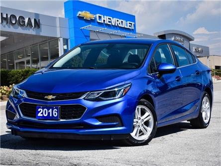2016 Chevrolet Cruze LT Auto (Stk: A597439) in Scarborough - Image 1 of 28