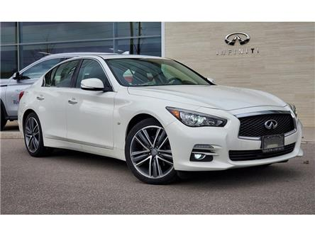 2015 Infiniti Q50  (Stk: IUP2003) in Guelph - Image 1 of 4