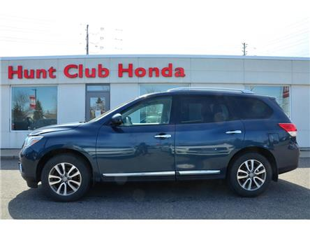 2014 Nissan Pathfinder  (Stk: B00033A) in Gloucester - Image 1 of 21