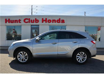 2017 Acura RDX Tech (Stk: 7477A) in Gloucester - Image 1 of 28