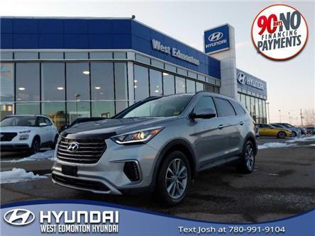 2019 Hyundai Santa Fe XL ESSENTIAL (Stk: P1187) in Edmonton - Image 1 of 22