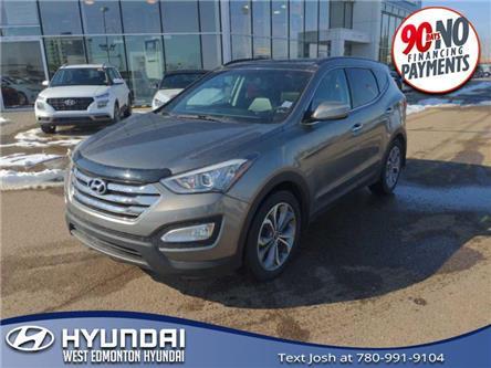 2014 Hyundai Santa Fe Sport  (Stk: P1205) in Edmonton - Image 1 of 15
