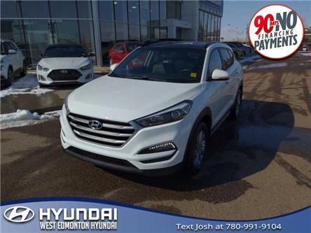 2018 Hyundai Tucson Base 2.0L (Stk: X036A) in Edmonton - Image 1 of 13