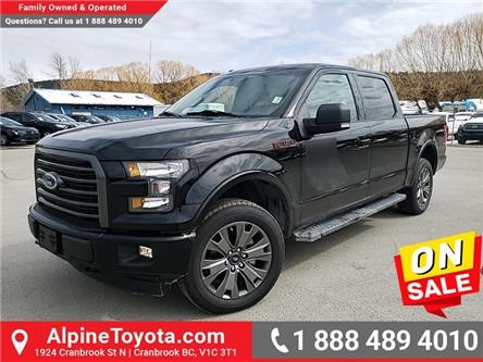 2016 Ford F-150 XLT (Stk: X871072A) in Cranbrook - Image 1 of 25